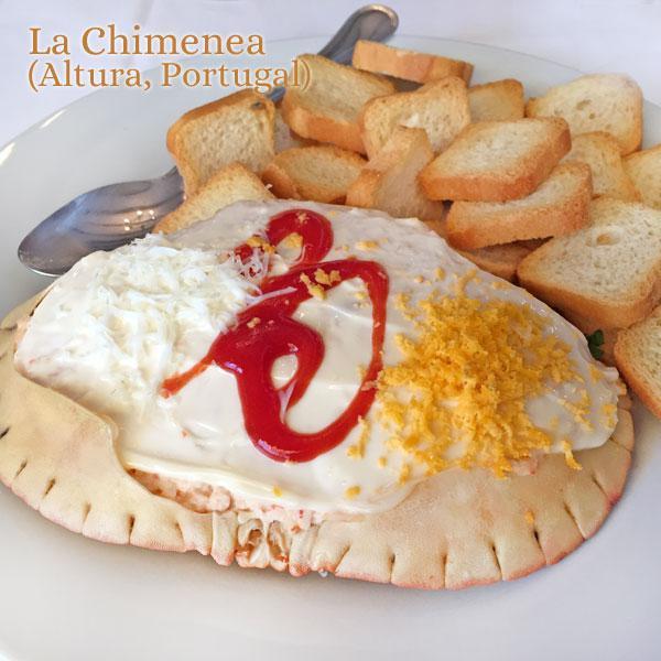 receta de buey de mar a la portuguesa