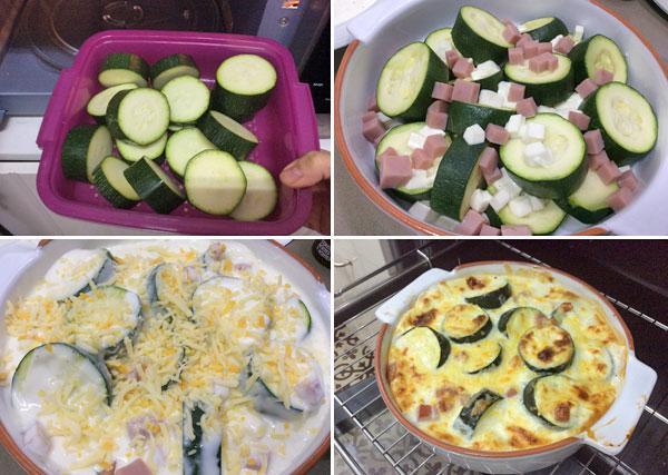 Receta De Calabacines Al Horno Fáciles Divina Cocina
