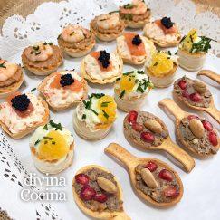 Recetas de canap s y pinchos f ciles y r pidos divina for Divina cocina canapes