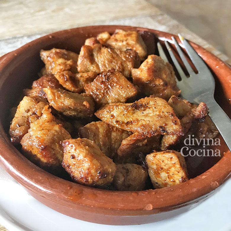 carne adobada estilo andaluz