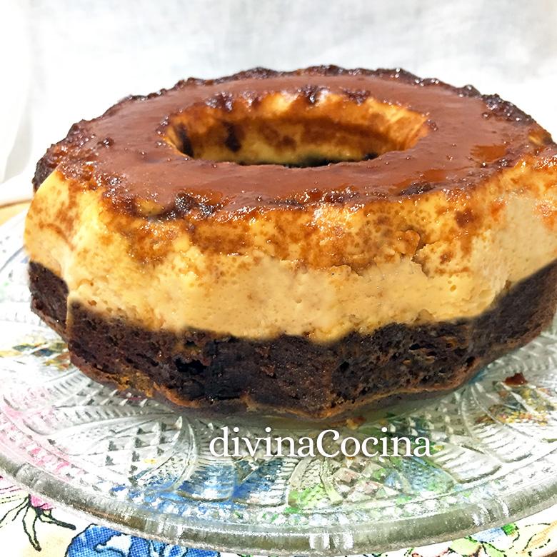 receta pastel imposible