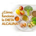 Cómo funciona la dieta alcalina
