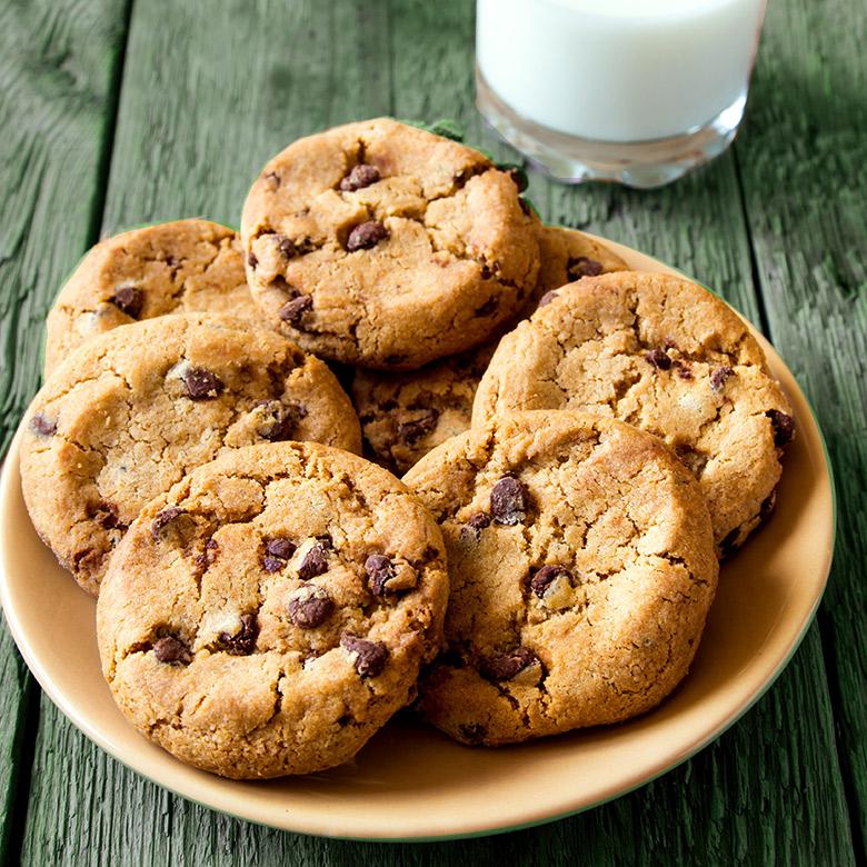 cookies clasicas pepitas de chocolate
