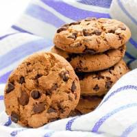 Cookies clásicas con pepitas de chocolate