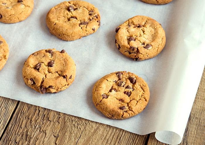 cookies horneadas