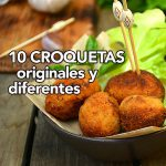 10 croquetas originales y diferentes