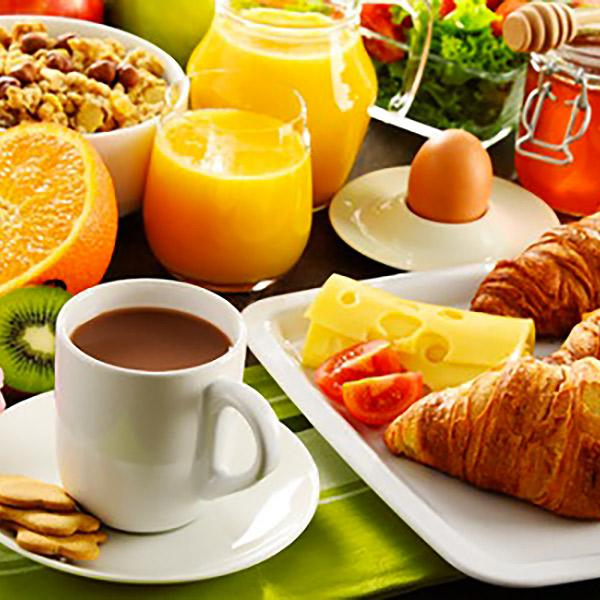 las claves de un desayuno perfecto