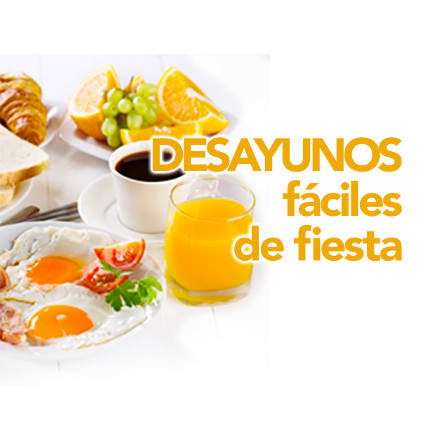 desayunos especiales faciles