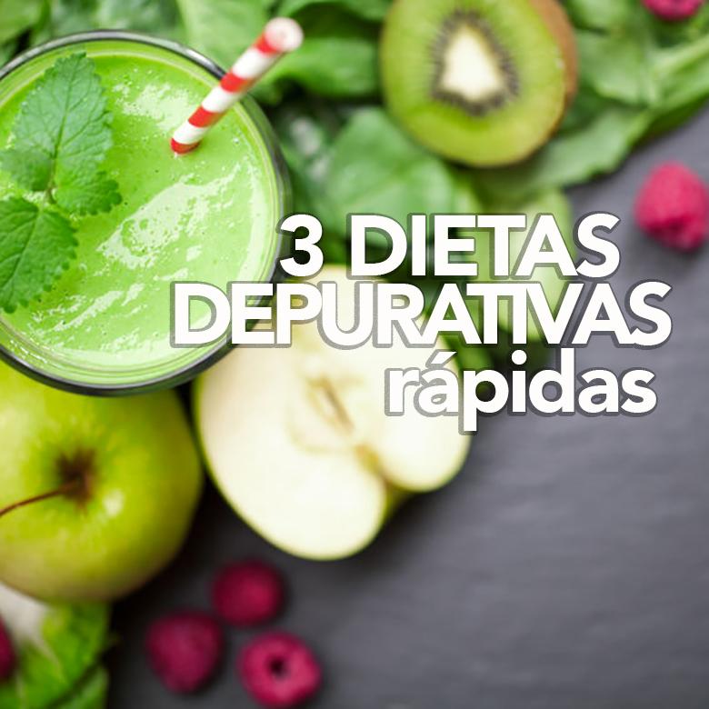 dietas depurativas rapidas