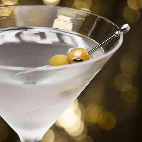 Dry martini cómo prepararlo