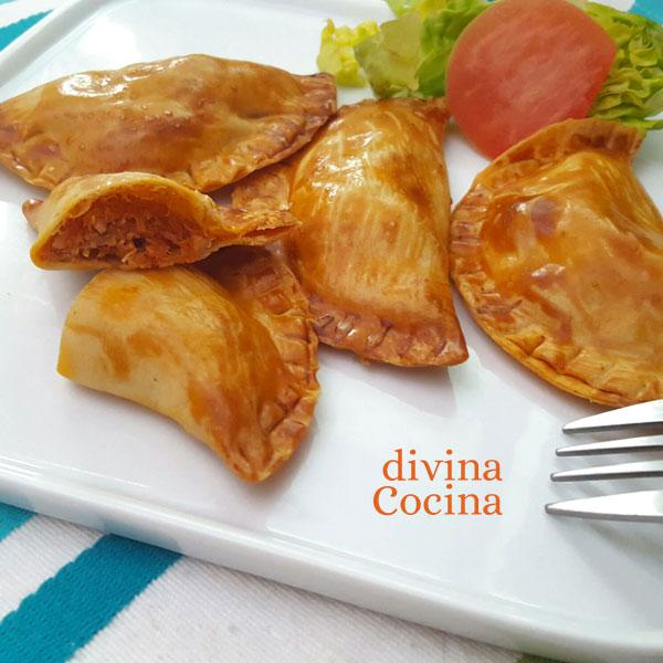 recetas de empanadillas varias