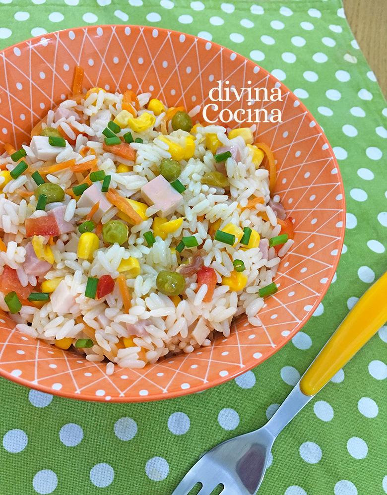 ensalada de arroz D