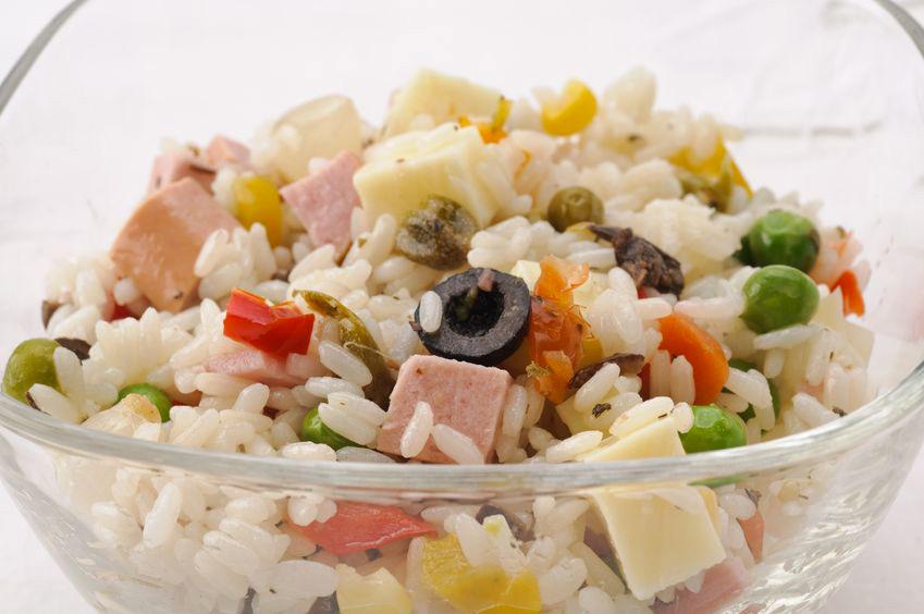 ensalada de arroz F
