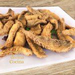 Fingers de pescado fritos o empanados