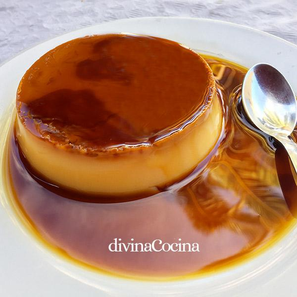 Flan De Naranja Fácil Receta De Divina Cocina