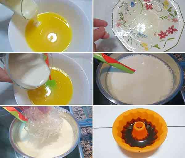 flan-de-naranja-sin-horno-paso-a-paso