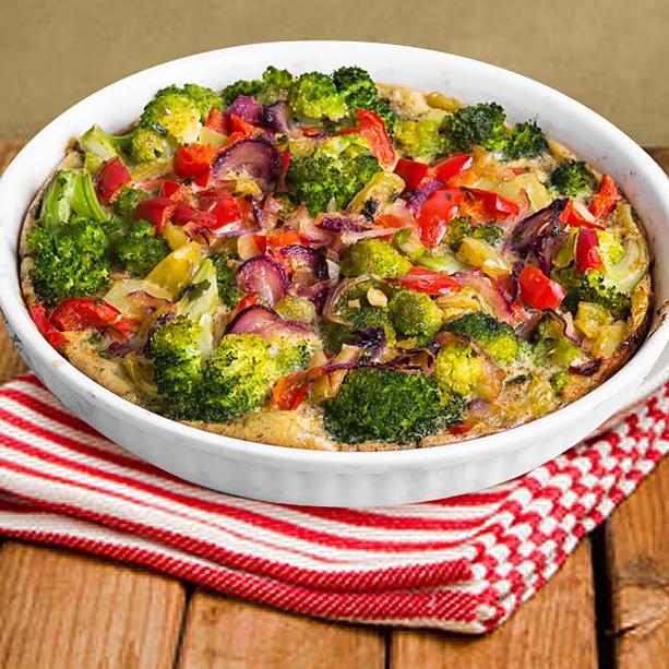 frittata verduras 2