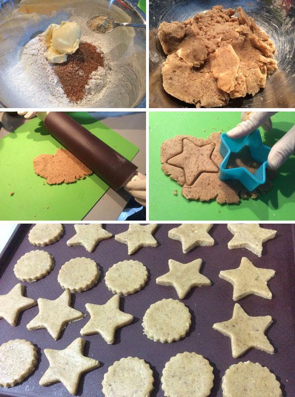 recetas de galletas de jengibre