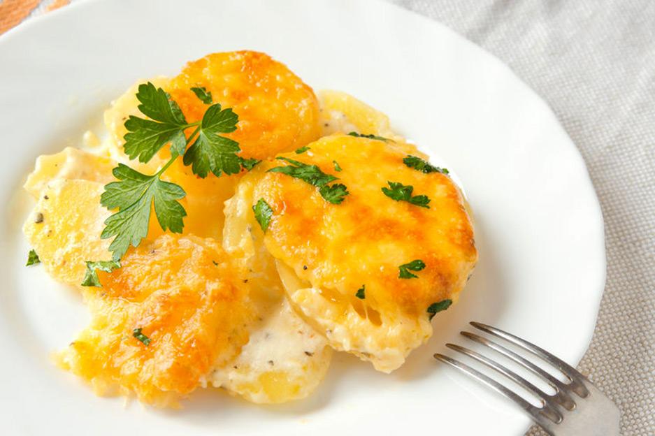 graten patatas dauphinois