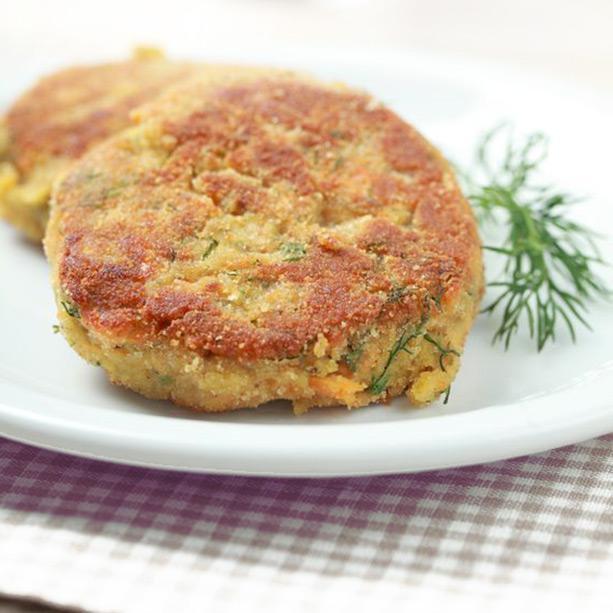 Receta De Hamburguesas Vegetales Faciles Y Originales Divina Cocina - Recetas-vegetarianas-faciles