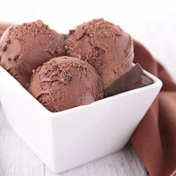 Helado de Nutella o Nocilla