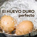 Secretos del huevo duro perfecto