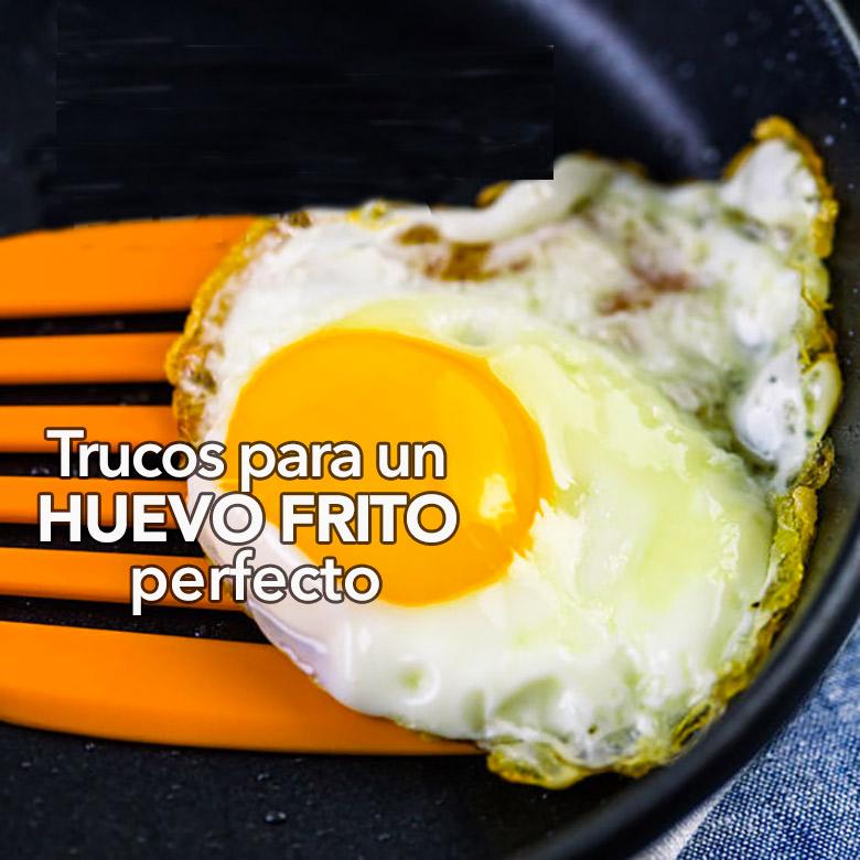 trucos huevo frito