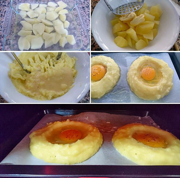 huevos-nido-pure-paso-a-paso