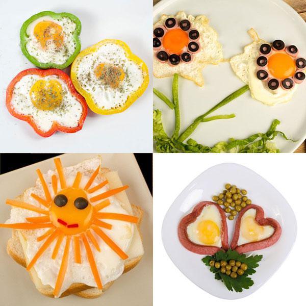 ideas divertidas para hacer con huevos