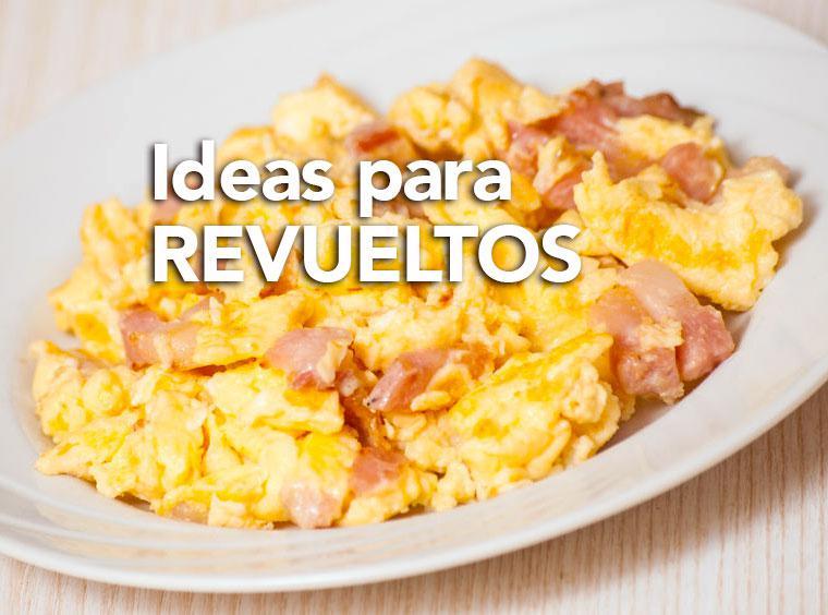 Ideas Para Revueltos Varias Recetas Divina Cocina