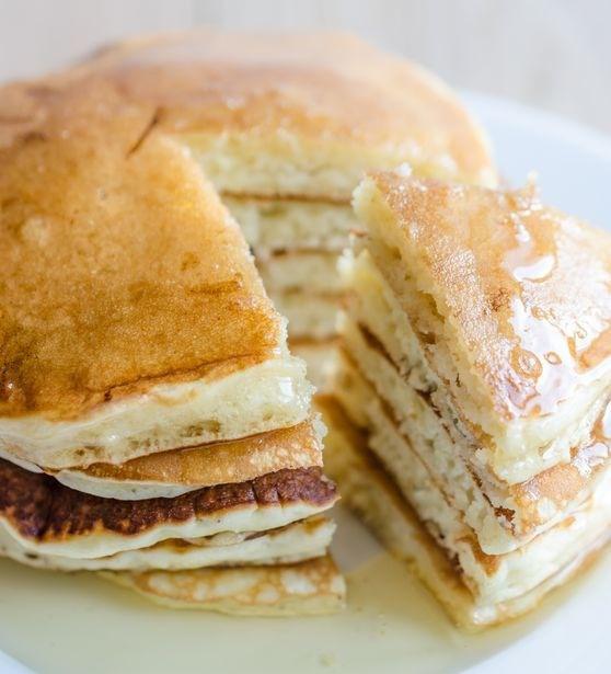 pastel de tortitas
