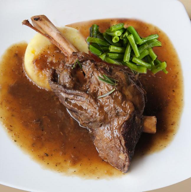 Receta De Jarretes De Cordero Estofado Divina Cocina