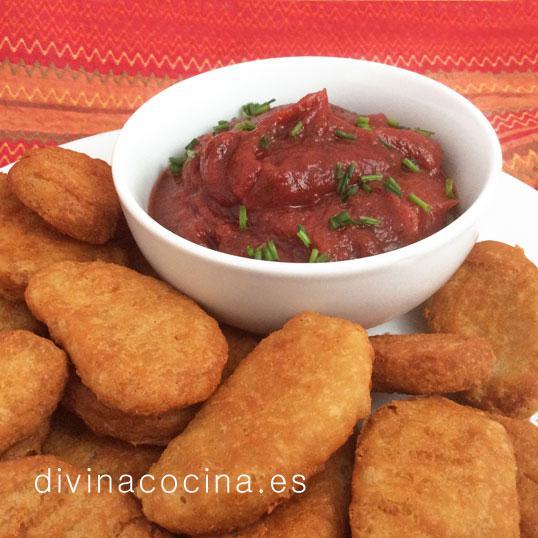 ketchup casero