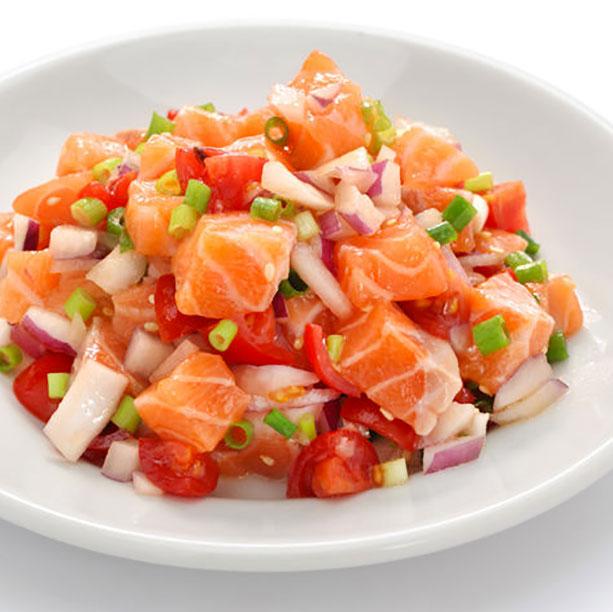 lomi lomi de salmon receta hawaiana 2