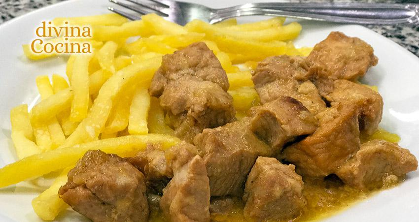 Carne En Salsa Casera Receta De Divina Cocina