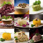 Los puntos del arroz: seco, meloso y caldoso