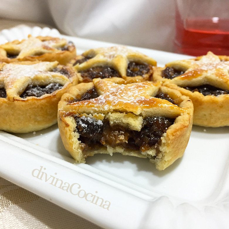 mince pies pasteles ingleses