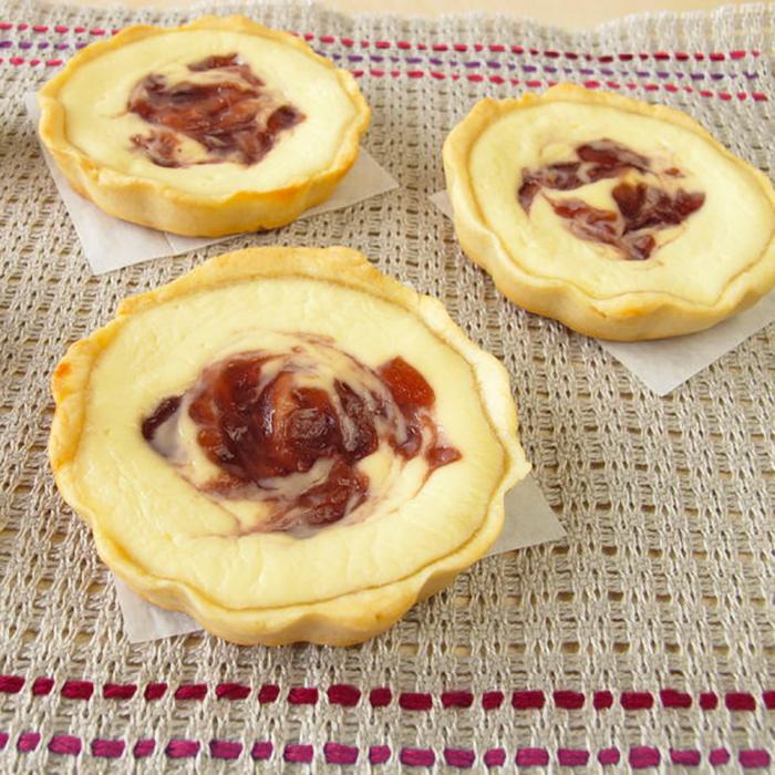 Tartaletas De Queso Y Mermelada Receta De Divina Cocina