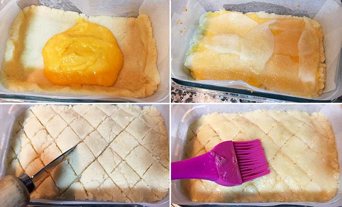 montaje pan de cadiz paso a paso