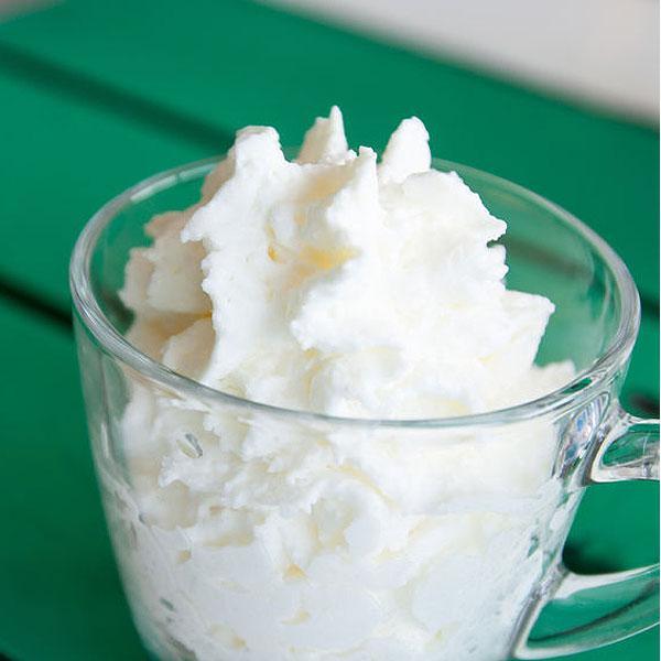 trucos para hacer nata montada firme y estable
