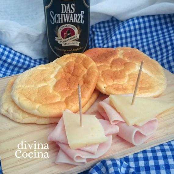 Divina La Cocina   Receta De Pan Nube Cloud Bread Divina Cocina