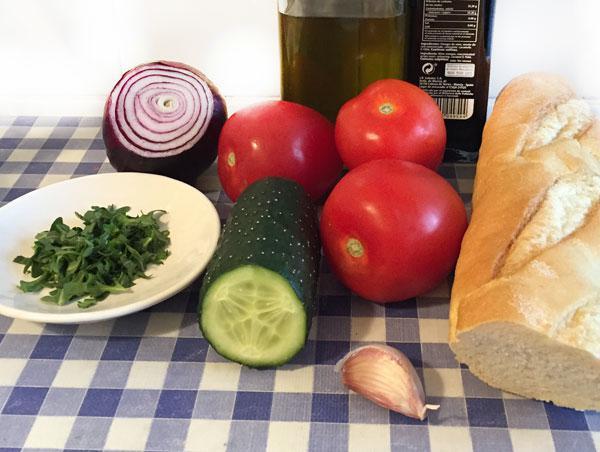panzanella-ingredientes
