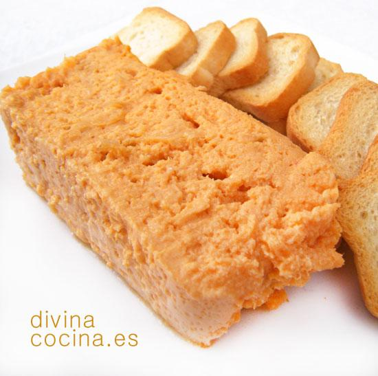 receta de pastel de cabracho