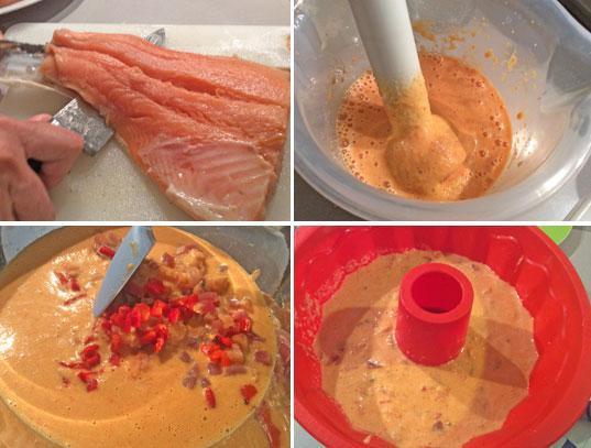 receta de pastel de salmon