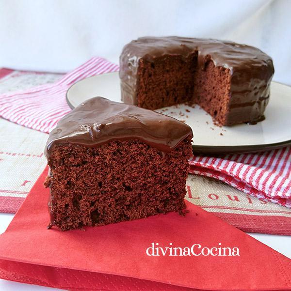 pastel del diablo