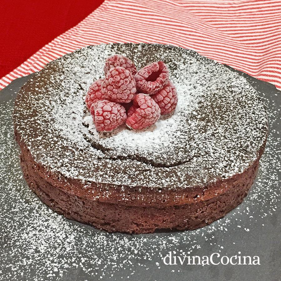 pastel sueco de chocolate 3