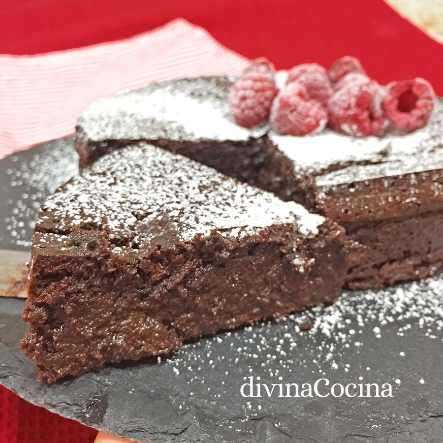 pastel sueco de chocolate 2