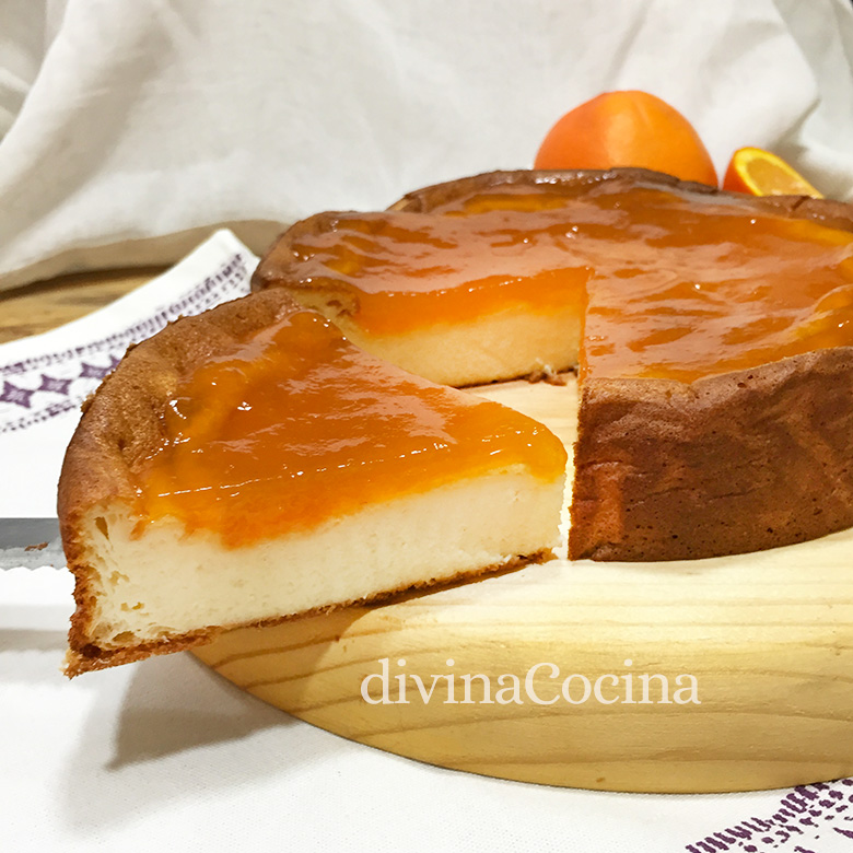 pastel turco de yogur porcion