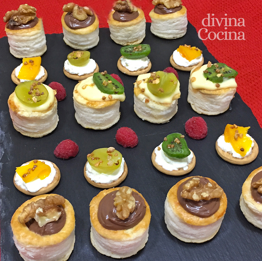 pasteleria francesa canapes dulces 2