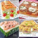7 pasteles fáciles con pan de molde
